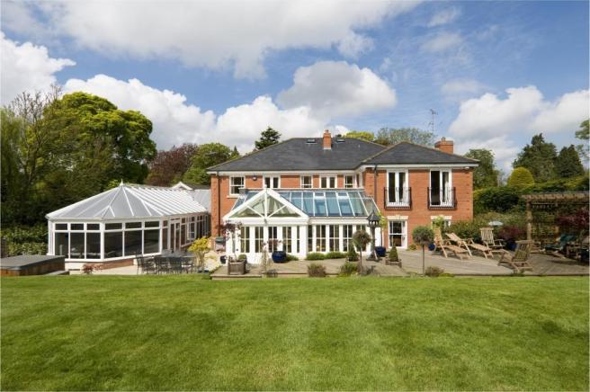 6 Bedroom Country House For Sale In Meadowbrook Horninghold Leicestershire Le16