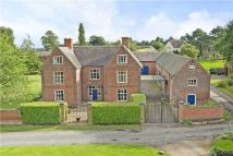 Detached home for sale in The Green, Wigston Parva