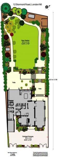 Ground & Garden Plan