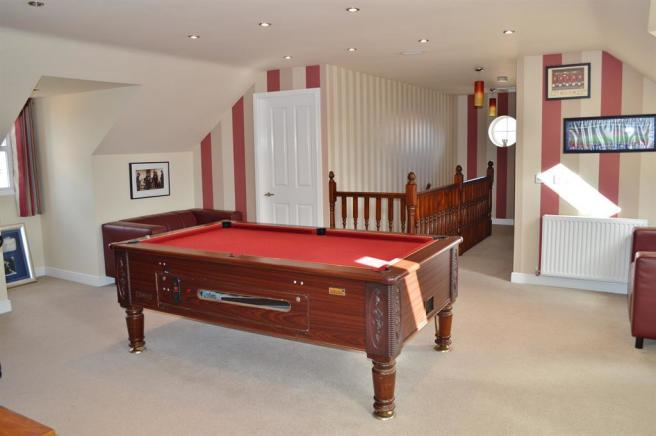 Top Floor Lounge Area