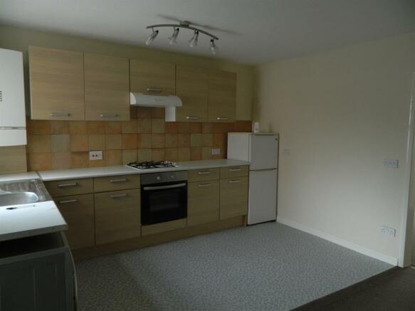 Kitchen - Ground Floor Flat