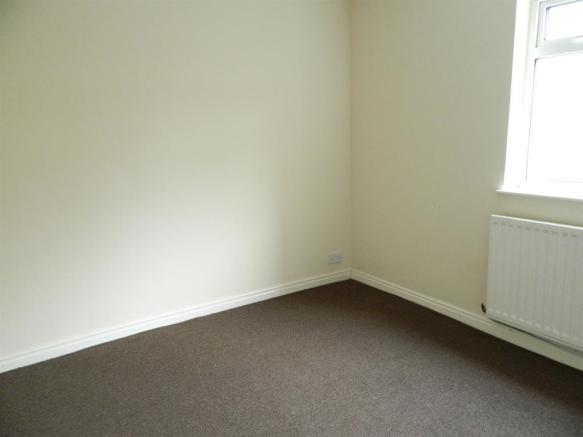 Bedroom - Ground Floor Flat