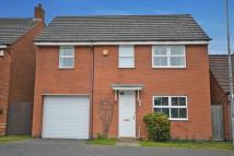4 bed Detached house to rent in Chandlers Croft, Ibstock...
