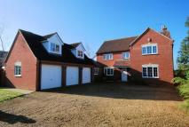 Detached property for sale in Dereham