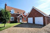 4 bed Detached property in Yaxham