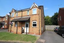 semi detached house in Orpington Drive...