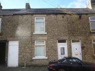Terraced house in Dale Street, Crawcrook...