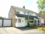 3 bed semi detached house in Cowdray Court...