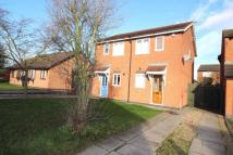semi detached home in Leysmill Close, Hinckley...