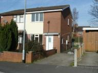2 bed semi detached home in Worth Close...
