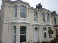 home in Lipson Road, Plymouth...
