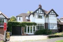 3 bedroom semi detached property in Green Road, Moseley