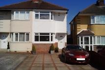 2 bed semi detached home in Castle Lane, Solihull