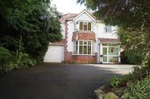 Detached home in Shirley Road, Hall Green