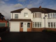 4 bed semi detached home in Newborough Road, Shirley