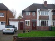 semi detached house for sale in Hazeloak Road, Shirley
