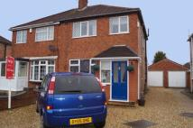 3 bed semi detached house for sale in Chamberlain Crescent...