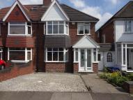 semi detached home in Acheson Road, Hall Green