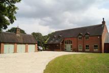 Detached property in Forshaw Heath Lane...