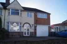 4 bed semi detached property in Stanway Road, Shirley