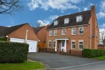 Detached house in Kiln Lane, Dickens Heath