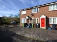 Terraced house for sale in Dunnock Close