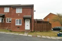 semi detached house in Prince Rupert Way...