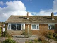 Semi-Detached Bungalow to rent in Gard Close, Torquay, TQ2