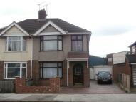 3 bedroom semi detached property to rent in Heath End Road, Nuneaton...