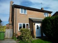 2 bedroom semi detached house in Laburnum Close...