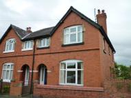 2 bed semi detached home in Caer Road, Oswestry, SY11