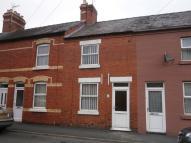 property in Albert Road, Oswestry...