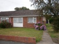2 bedroom Semi-Detached Bungalow in Monkmoor Road, Oswestry...