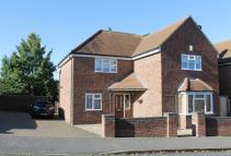 Detached property for sale in Eden Drive, Oxford