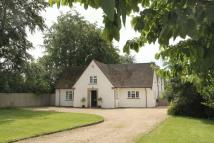 Detached property in Dorchester-on-Thames...