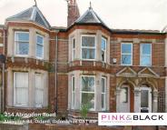 Terraced home to rent in 254 Abingdon Road