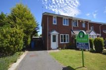 semi detached property in Canterbury Drive, Perton...