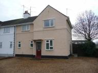 3 bed semi detached property to rent in Fulbridge Road...