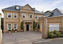 5 bed Detached home for sale in Hanley Cwrt, Llanbadoc...