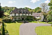 8 bedroom Detached house for sale in Llangattock, Crickhowell...