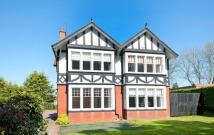 Detached house in Cefn Coed Road, Cyncoed...