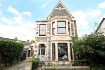 3 bed Detached house for sale in Ryder Street, Cardiff...