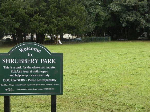 Shrubbery Park...