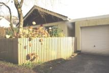Gover Road Semi-Detached Bungalow to rent