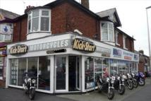 property to rent in KICK START MOTORCYCLES & BCL RIDER TRAINING , 269 TALBOT ROAD, BLACKPOOL, LANCASHIRE, FY3 7AZ
