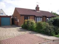 Semi-Detached Bungalow for sale in West Drive, Nafferton