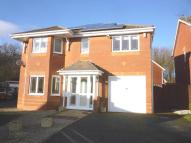 Detached home in Hookacre Grove...