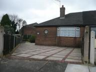 Clanway Street Semi-Detached Bungalow to rent