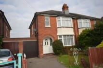 3 bed semi detached house in King Georges Avenue...