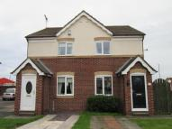 2 bed semi detached property in Northumbrian Way...